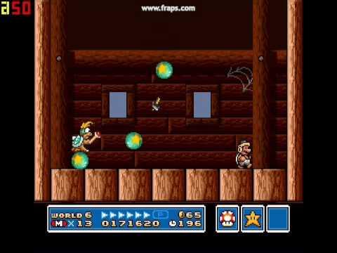 Super Mario Bros 3 The Koopalings Youtube
