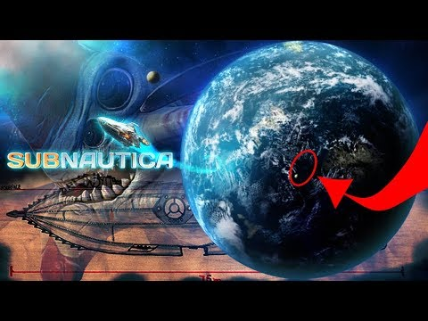 Subnautica - IS IT HERE!? - Arctic DLC Location Found! FULL Rocket Ending Sounds & More! - Gameplay