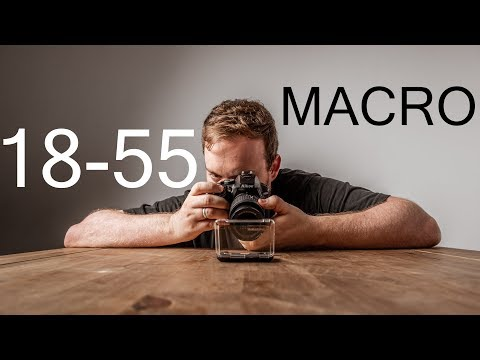 Lente 18-55mm Serve Pra Alguma Coisa? (Parte 3)