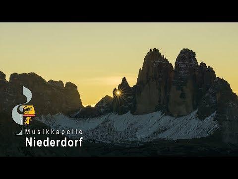 Reich der Dolomiten, Gottfried Veit | Musikkapelle Niederdorf