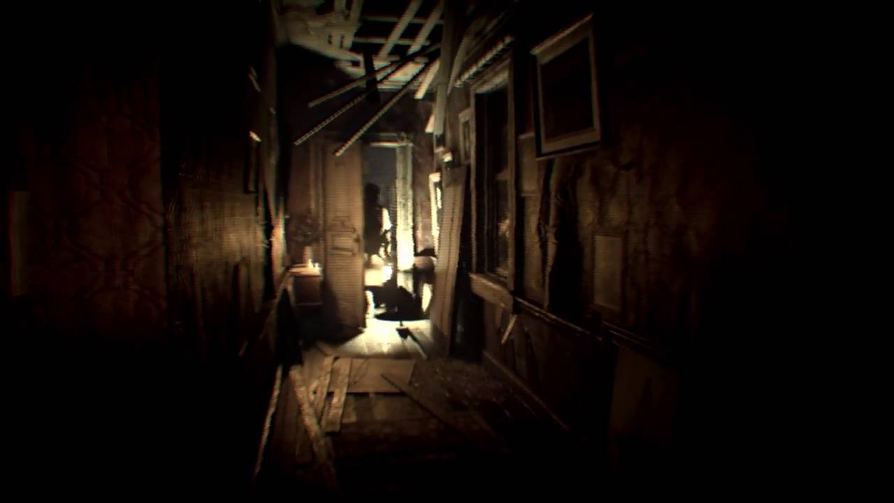 Resident Evil 7 - Lantern Gameplay Trailer