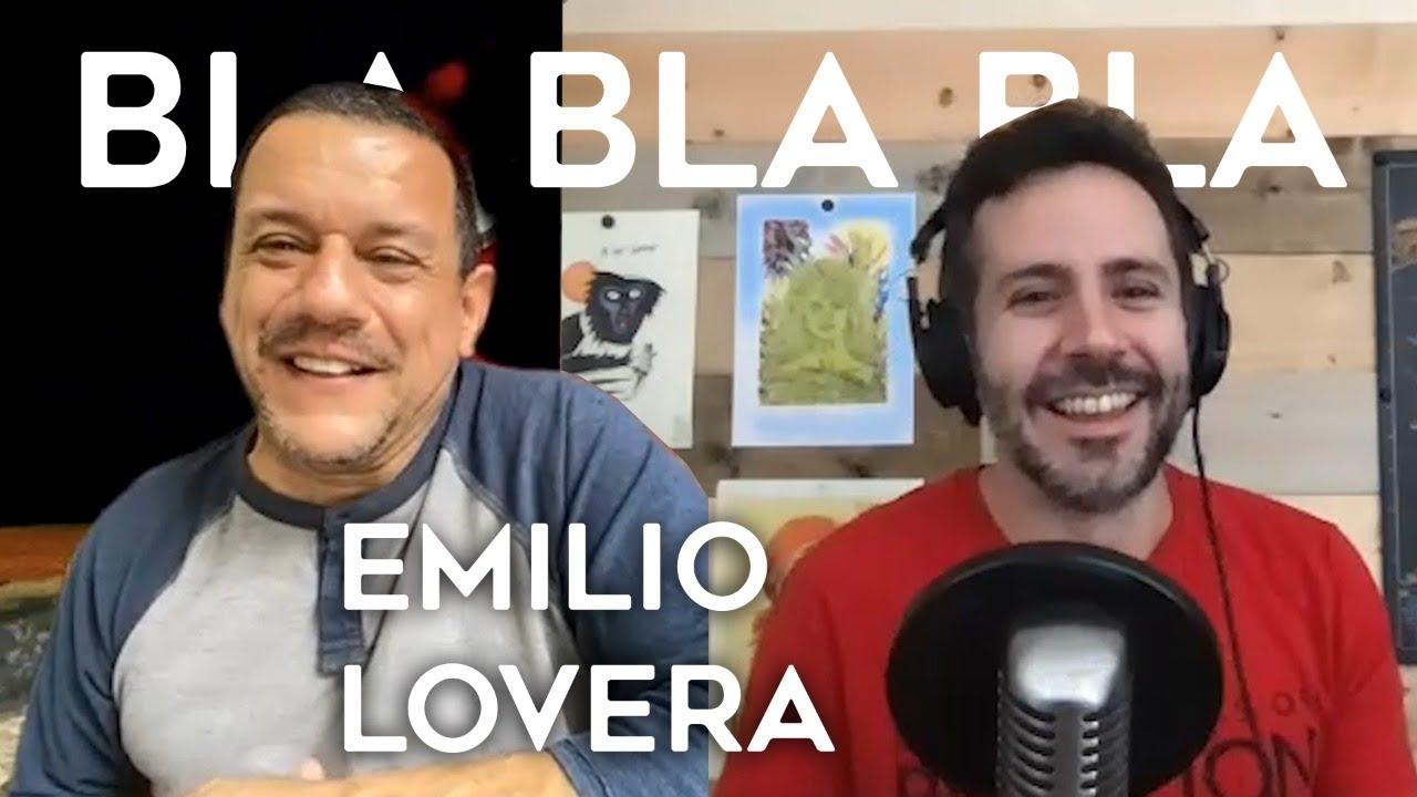 [FRAGMENTO] BLA BLA BLA | Emilio Lovera