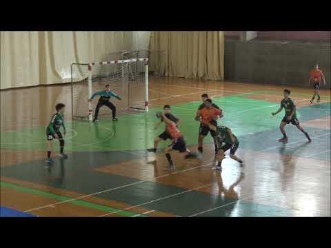 HandLeça Cup 2019 - Final: NA Samora Correia - Colégio Carvalhos Inic.Masc.