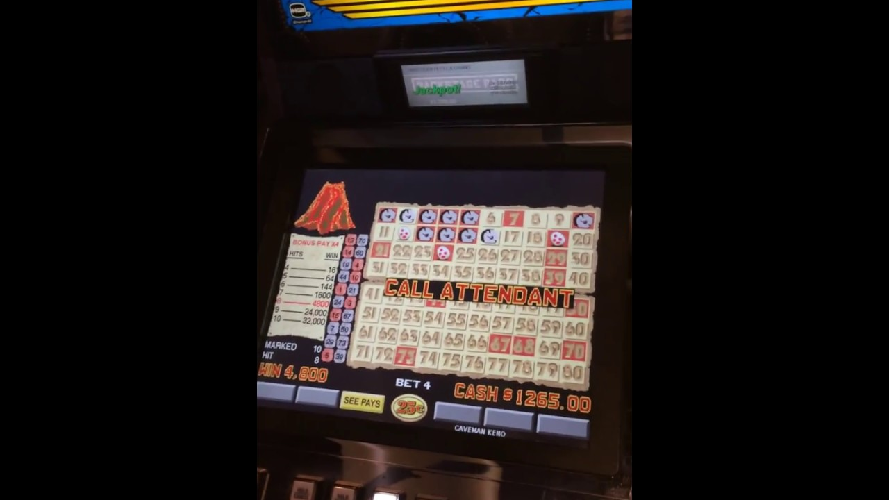 Free keno slots