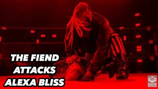 THE FIEND ATTACKS ALEXA BLISS   WWE Smackdown 7/31/20 Full Results   WWE Smackdown 7/31 Review