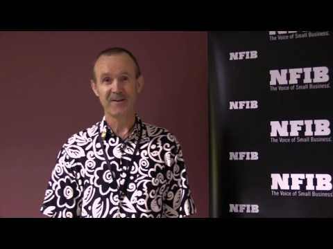 NFIB member Les Neilly explains why he is a #smallbizvoter