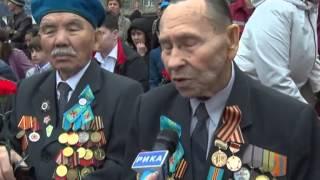 70 лет Победы в Великой Отечественной войне отмечает Казахстан