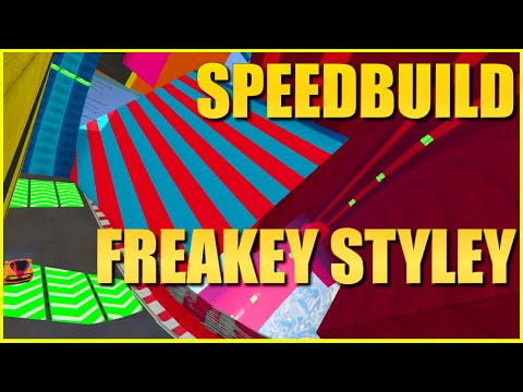 My New Race FREAKY STYLEY -Let