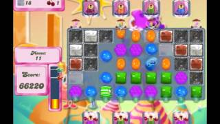 Candy Crush Saga Level 2510 - NO BOOSTERS