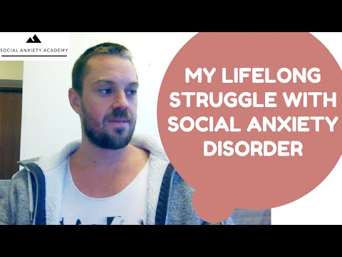 My Lifelong Struggle With Social Anxiety Disorder (Suffering In Silence)