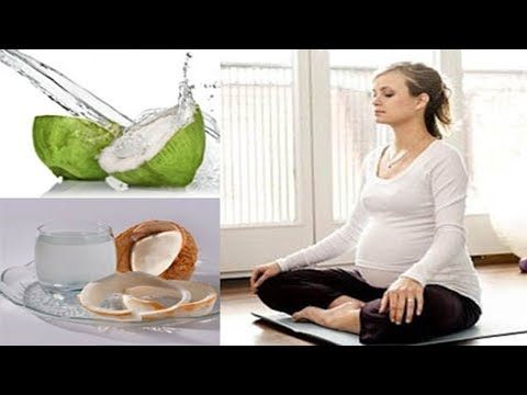 Benefits of Drinking Coconut Water during Pregnancy You Must Know-[Natural Health]