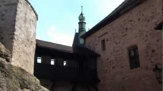Tschechische Republik - Burg Loket