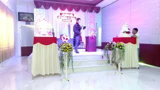 Ảo Thuật Gia_Trương Gia Hùng_diễn tiệc cưới tại nhà hàng Trường Phát 2
