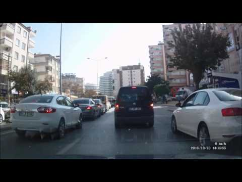 Gaziantep Şehir İçi Gezinti Full HD