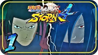 Vídeo Naruto Shippuden: Ultimate Ninja Storm 4