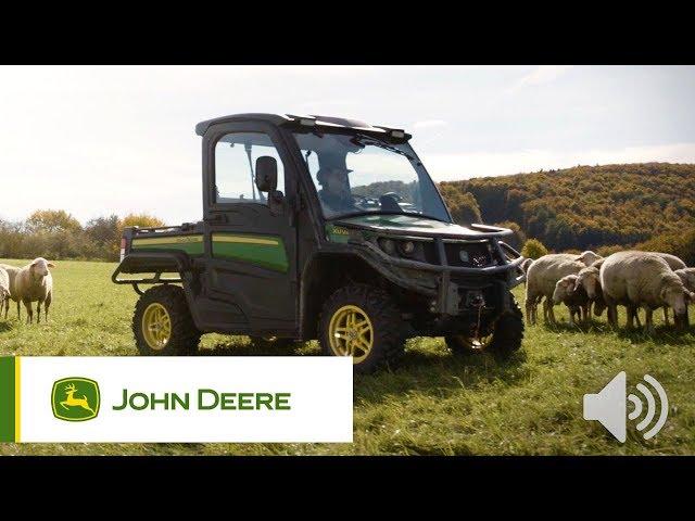 John Deere - Gator - Quiet cab