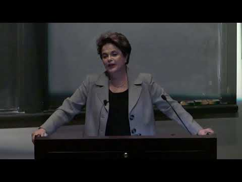 Dilma Rousseff: The Challenges for Democracy in Brazil