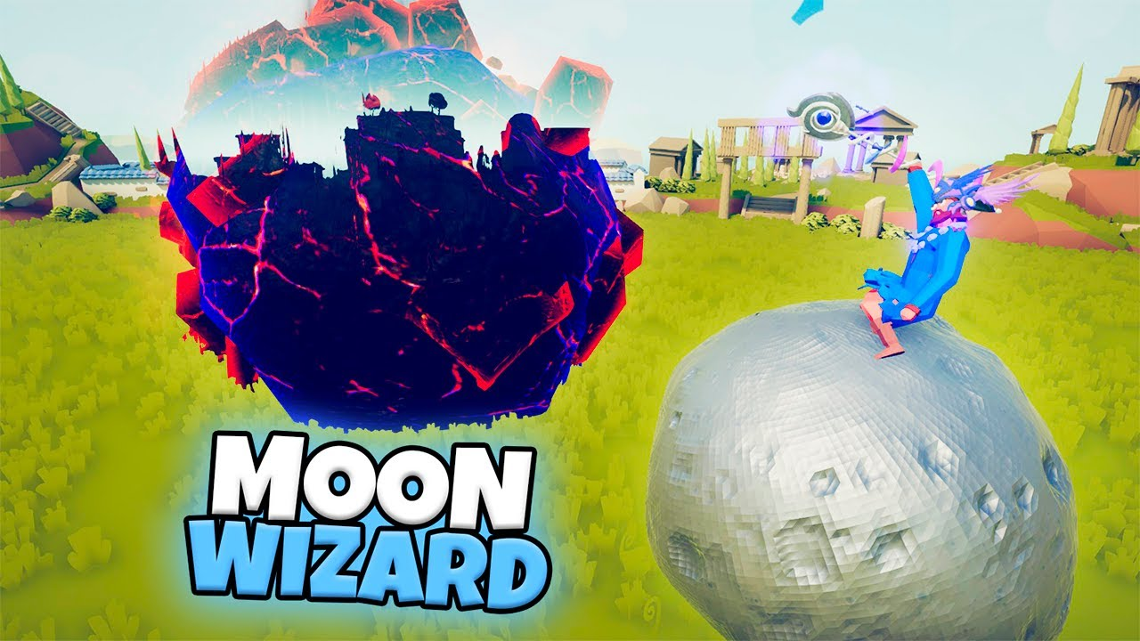 MOON WIZARD VS EVERY FACTION. RPG TABS | MODDED GAMEPLAY