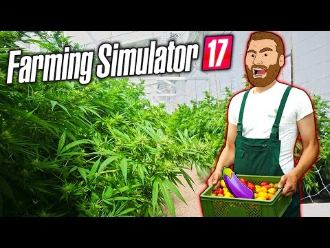 FARMER HIKE: We're Growing Weed!! | Farming Simulator 2017 Gameplay