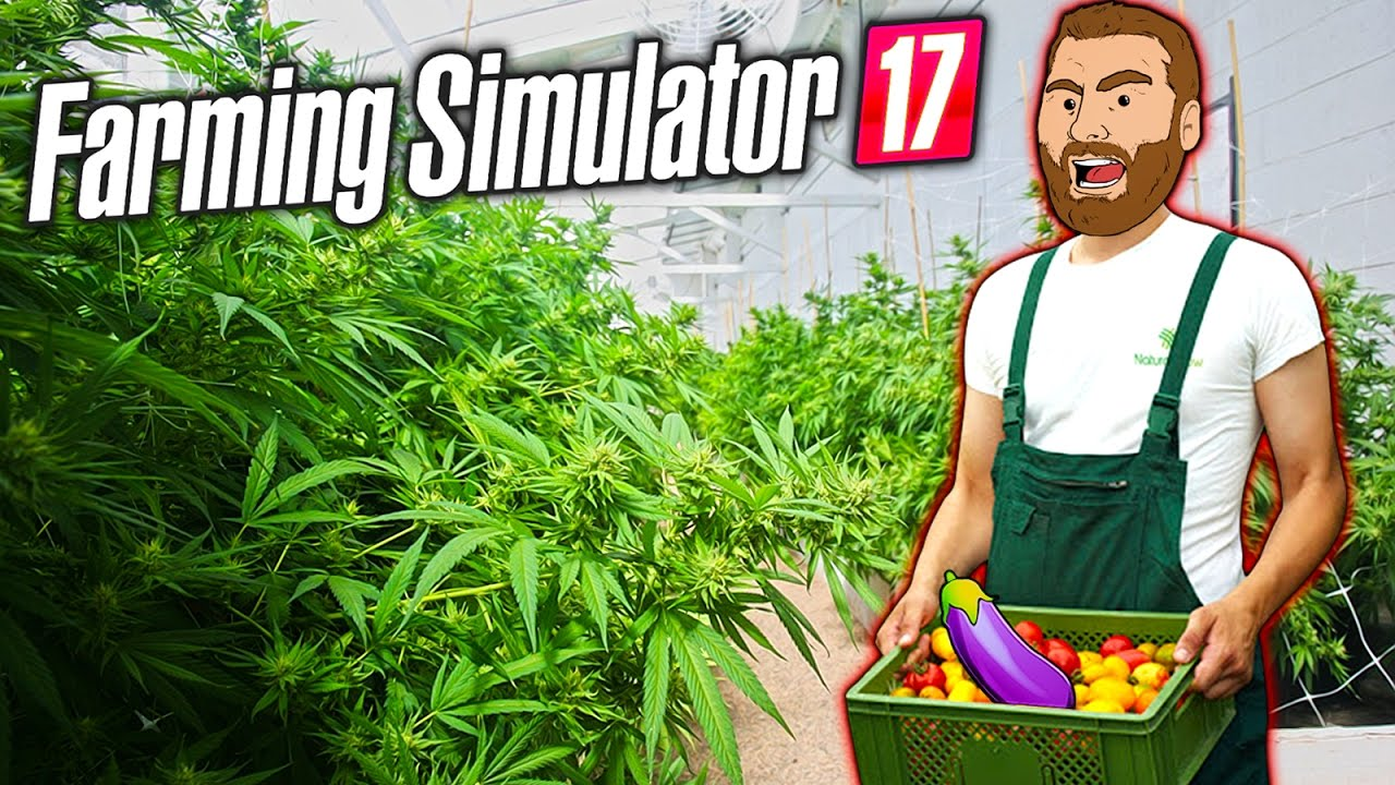 FARMER HIKE: We're Growing Weed!! | Farming Simulator 2017 Gameplay
