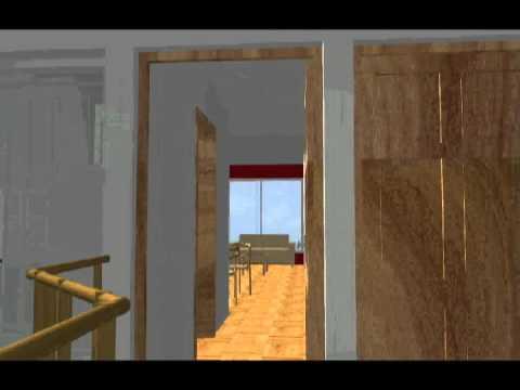 Planos gratis en autocad animacion 3d edificio for Planos 3d online gratis