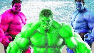 Colorful Game - Hulk City - Games for Kids - Ice Princess Frosty Sweet Sixteen - Android Game