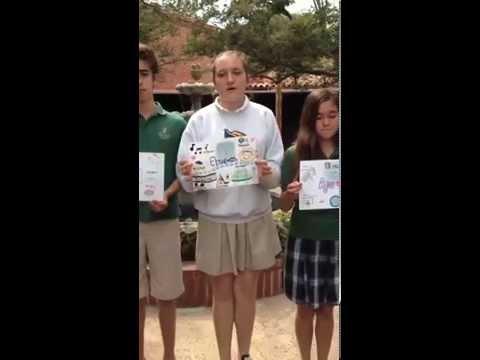 The Wesley School introduce their pen pals to Corazon de Vida