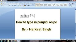 How to use Anmollipi Font in MS Word