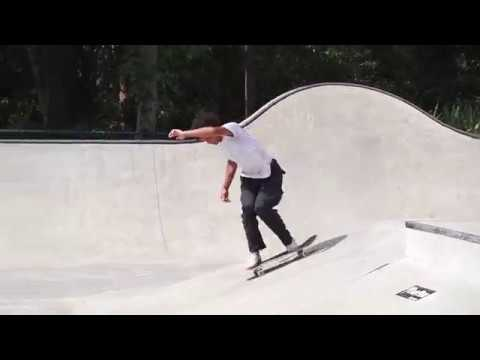 OP Skatepark Final Contest video