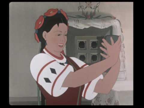 Зимняя сказка | Советский мультфильм про новый год для детей