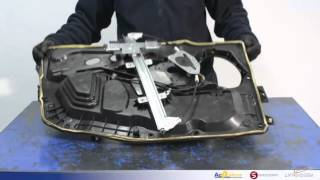 How to Fit Ford Fiesta Window Regulators