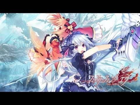 Fairy Fencer F - Opening