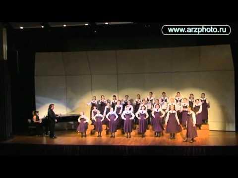 Хор Преображение- Concert in LG Electronics Corporation ( Seoul ), 1 may 2012