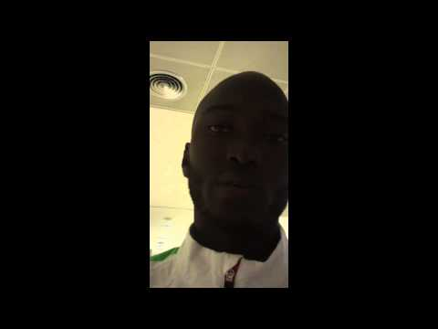 Danilo interview after Portugal 0-1 France (04/09/2015)