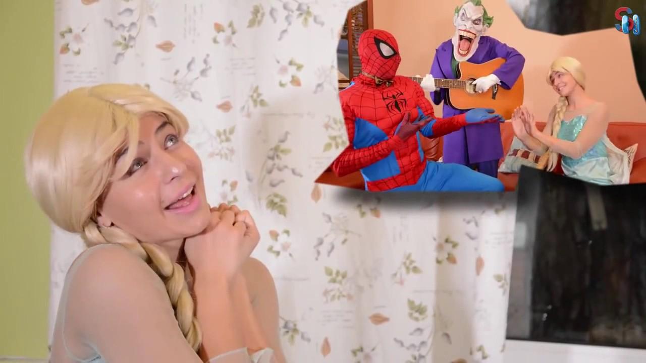 Phim nguoi nhen – Tap 1| Spider man – part 1