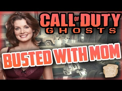 BUSTED WITH YOUR MOM! feat.Youtubable