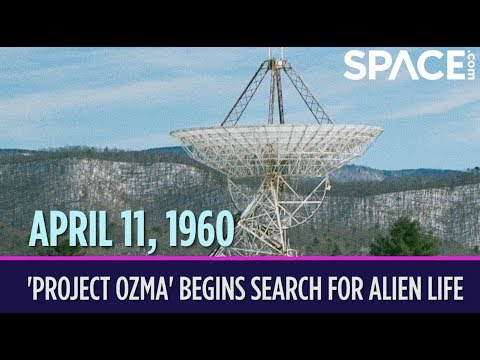 OTD in Space – April 11: 'Project Ozma' Begins Search for Alien Life
