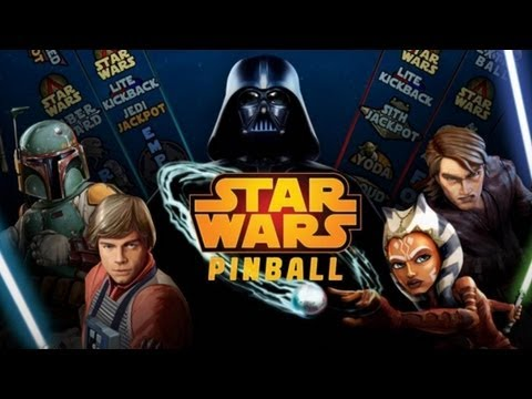 CGR Undertow - STAR WARS PINBALL review for Nintendo 3DS