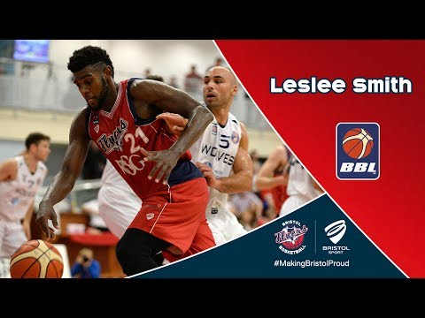 Leslee Smith - 2016/17 BBL Highlights