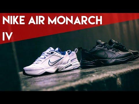 watch d1a92 96a3d Air Monarch Wear Test