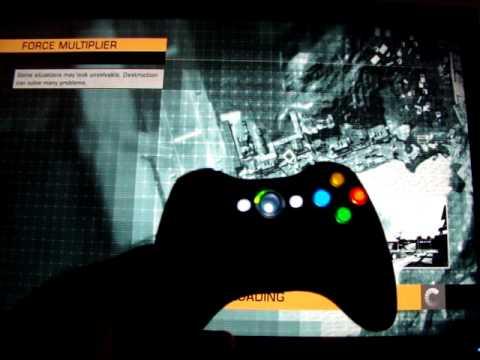 NastyModz controller with Bad Company 2