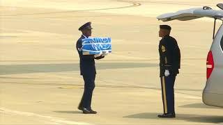 Северная Корея передала США останки американских военных