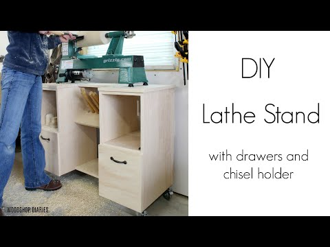 how-to-build-a-diy-mobile-lathe-stand