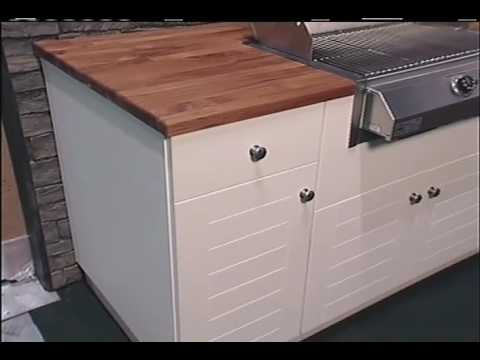 Outdoor Kitchen Cabinets Diy