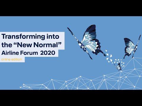 Airline Forum 2020 - Judith Semar / Lufthansa Systems