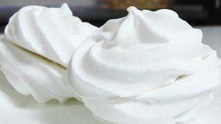 Зефир ванильный без яиц видео рецепт(Приготовлено по рецепту из