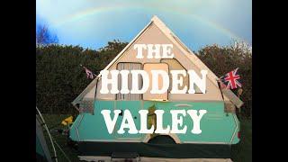 Pennliner in the Hidden Valley, North Devon England