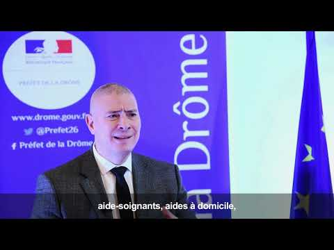Vux communs Préfet de la Drôme/Présidente du conseil départemental