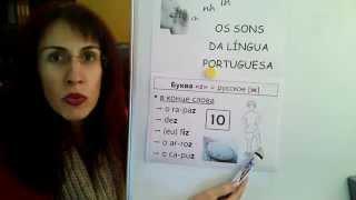 Звуки португальского языка