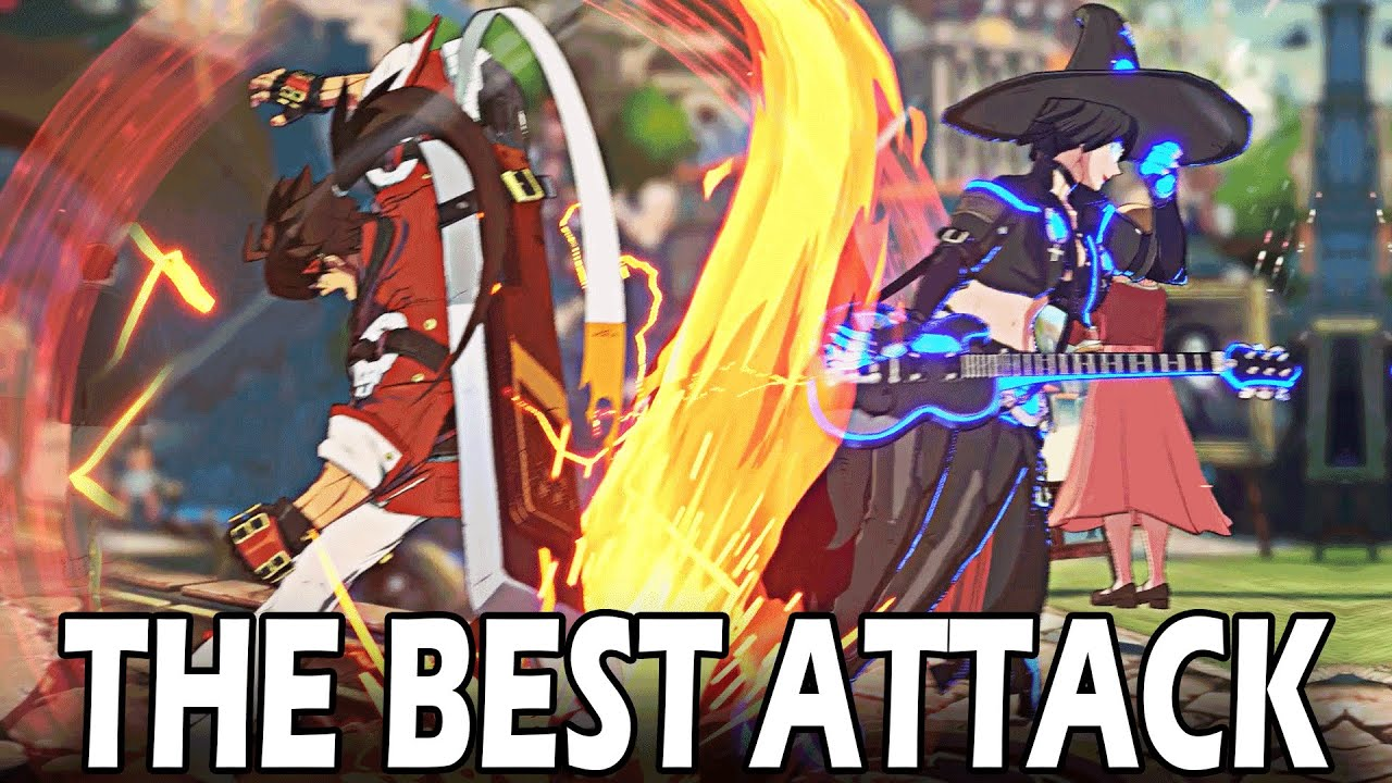 The Most Important Attack in Guilty Gear Strive!